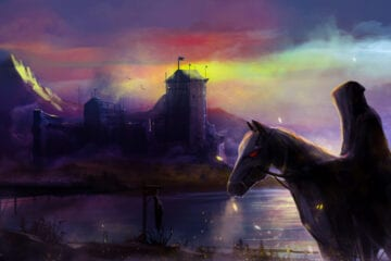 Writing inspiration on building imaginary worlds