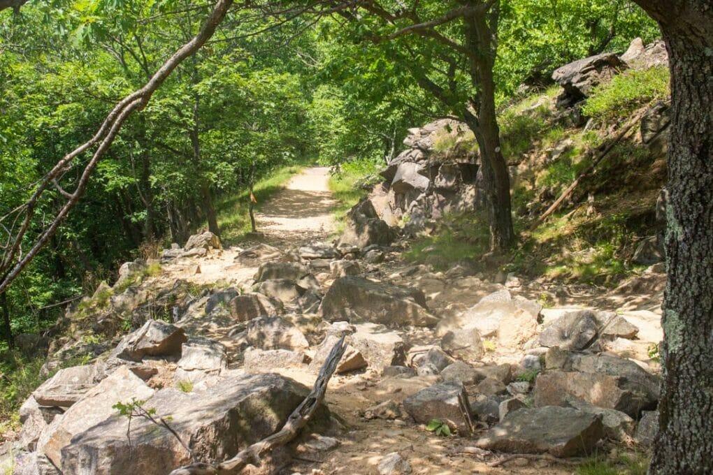 Mt. Taurus Trail