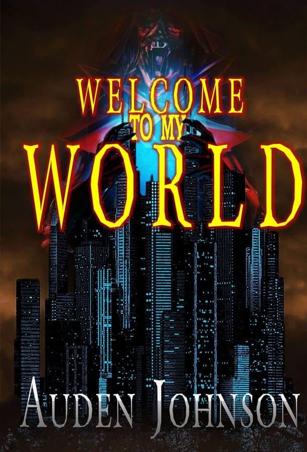 Dark fantasy horror book on Amazon