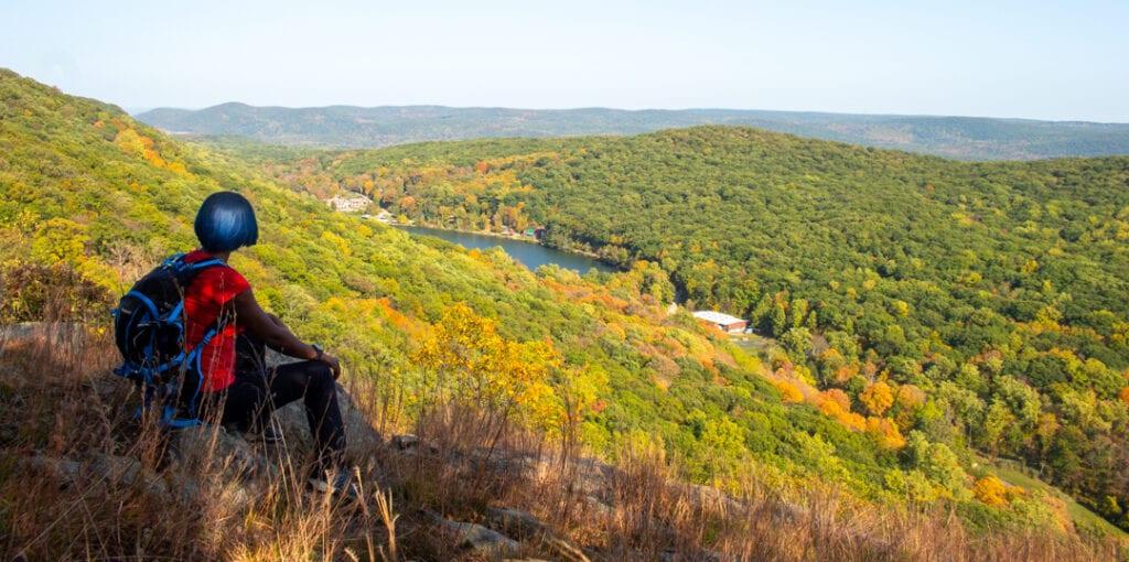 hiking adventures Hudson Highlands State Park
