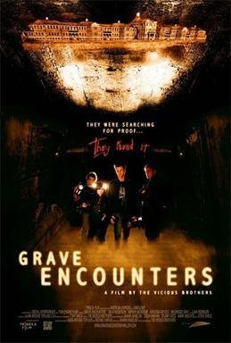 Grave Encounters horror movies
