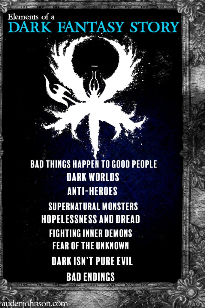 How to write a good dark fantasy story