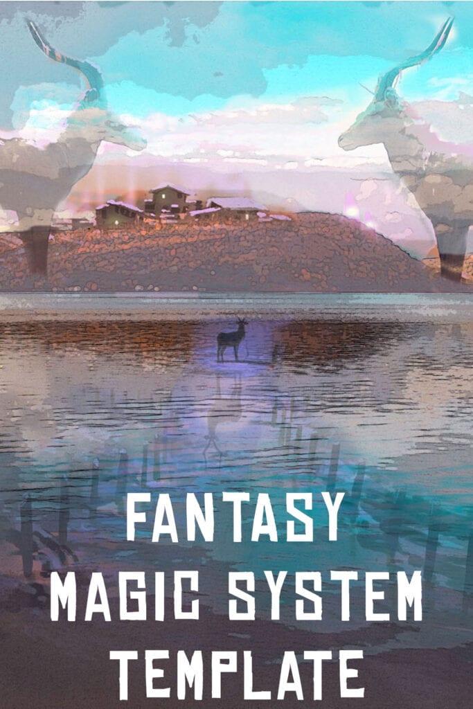 Fantasy Magic System Template