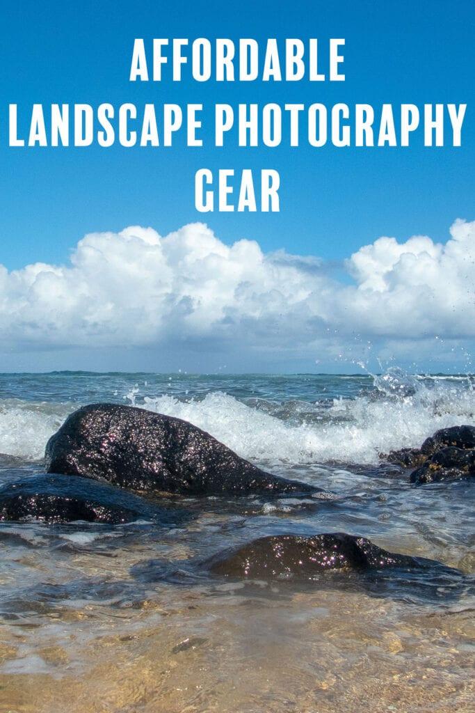 Affordable Landscape Photography