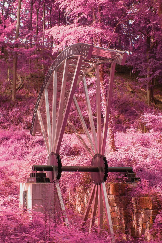 Creating Fantasy Landscapes with Infrared Photography