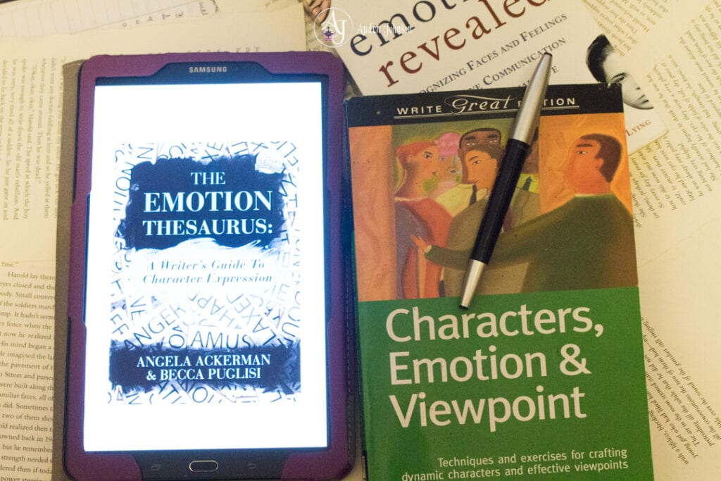 Writing Emotions: Characters, Emotions and Viewpoints