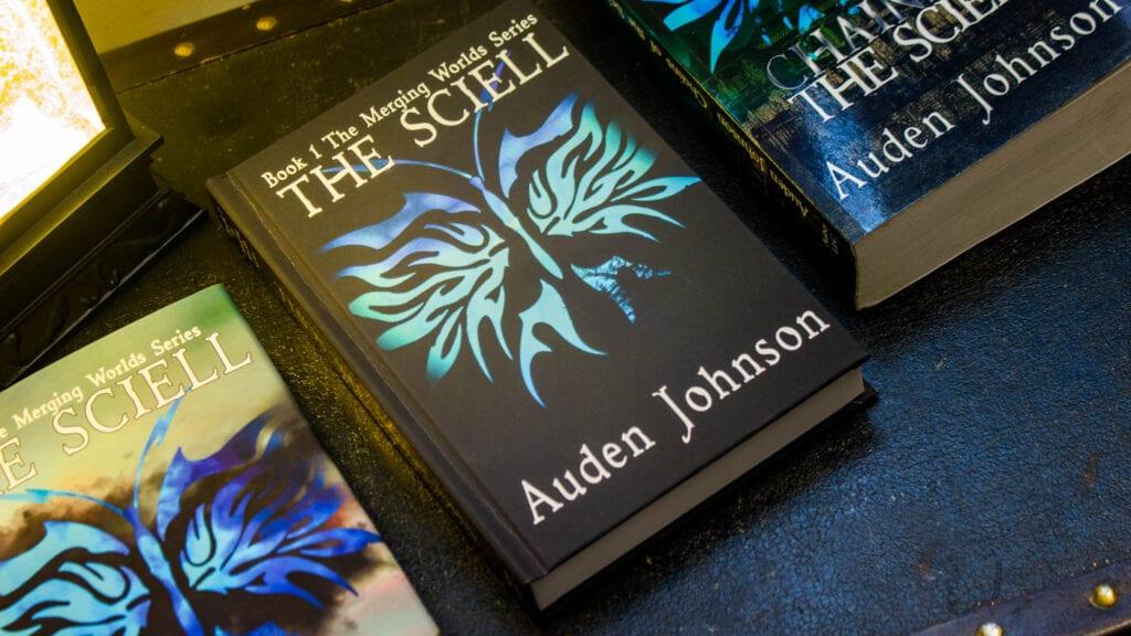 The Sciell Dark Fantasy Cover