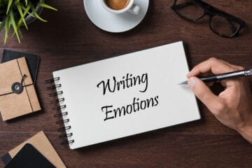 Author Tips for Writing Emotions