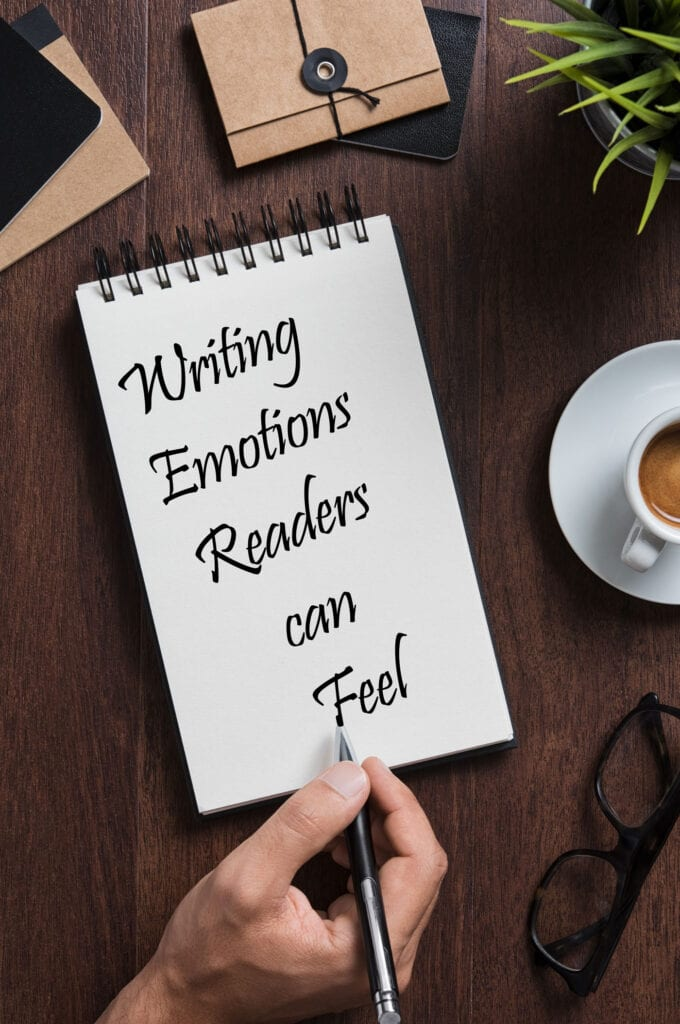 Writing Emotions Readers Can Feel