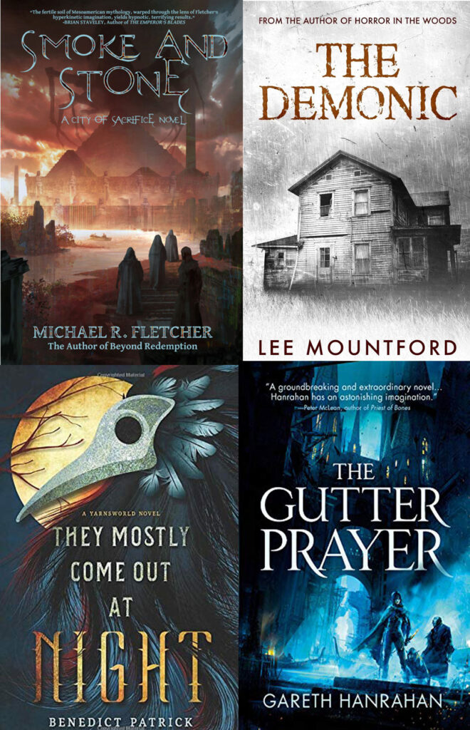 Adult Fantasy and Horror Books to Read