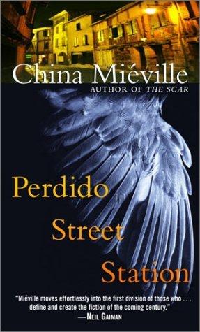 Adult fantasy and horror books Perdido Street Station