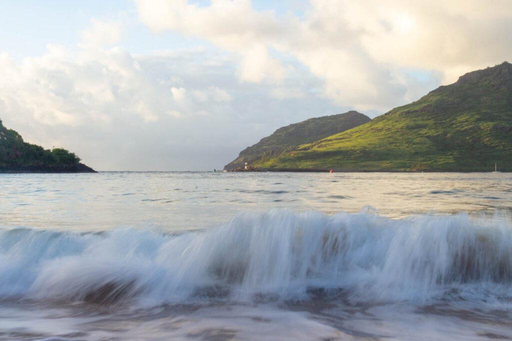 Beautiful Landscape Photo in Hawaii